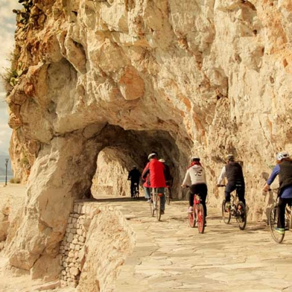 Cycling Tour of Nafplion