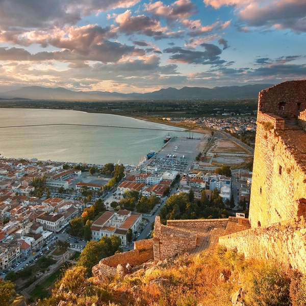 Photo tour at Nafplio